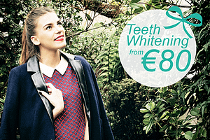 teeth whitening dublin offer - model