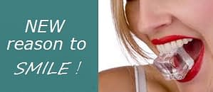 smile - tooth whitening - sensitivity