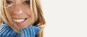 TEETH WHITENING - SMILING GIRL