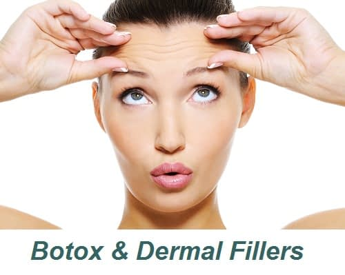 TREATMENT - BOTOX AND FILLERS